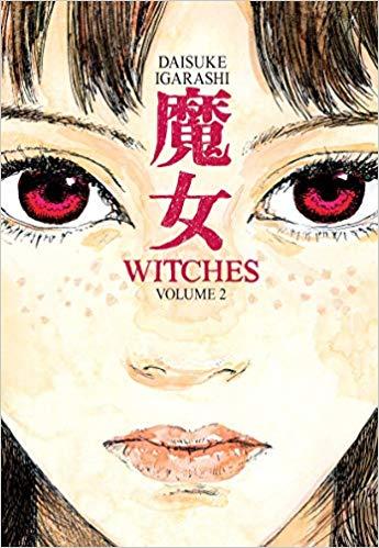 Witches de Daisuke Igarashi - O Ultimato 5