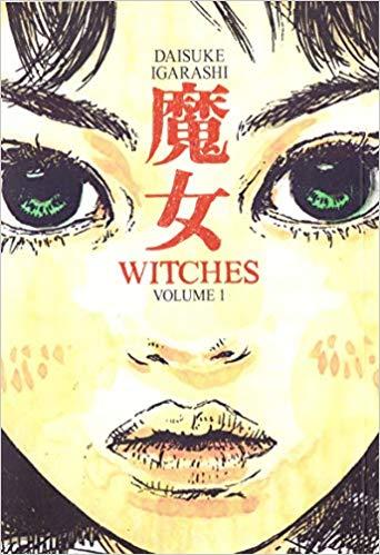 Witches de Daisuke Igarashi - O Ultimato 4