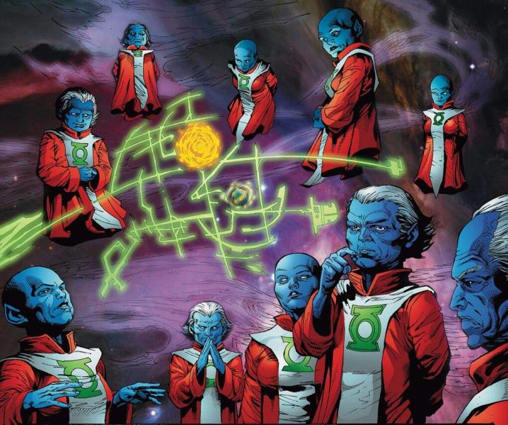 As Raças Alienígenas Mais Importantes do Universo DC - Parte 2 7