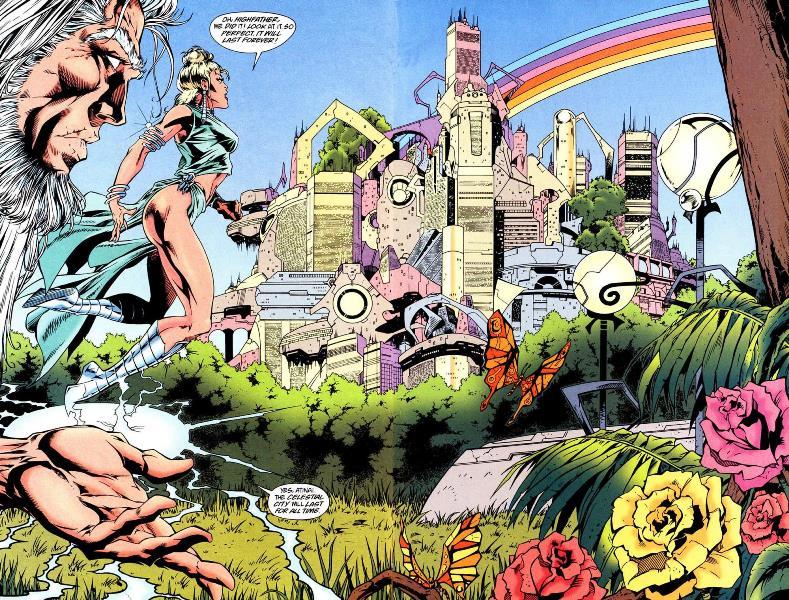 As Raças Alienígenas Mais Importantes do Universo DC - Parte 2 4