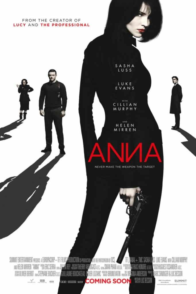 Anna – O Perigo Tem Nome: Confira o Trailer do Novo Filme de Luc Besson 1