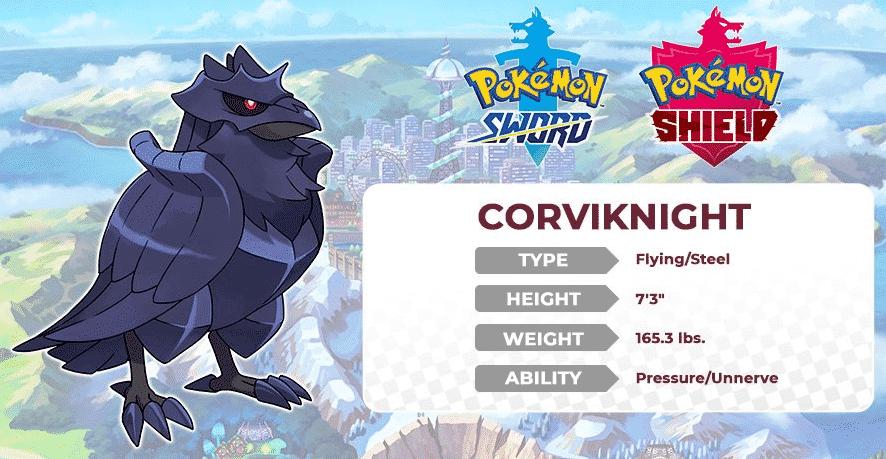 Descubra um novo mundo em Pokémon Sword & Shield! 4
