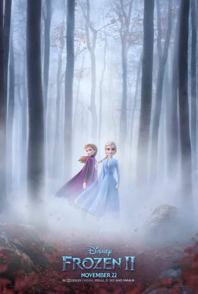 Frozen II: Disney divulga trailer e pôster 1