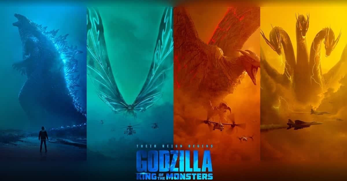 Godzilla - Um pouco dos 65 anos e considerações sobre o novo longa 3