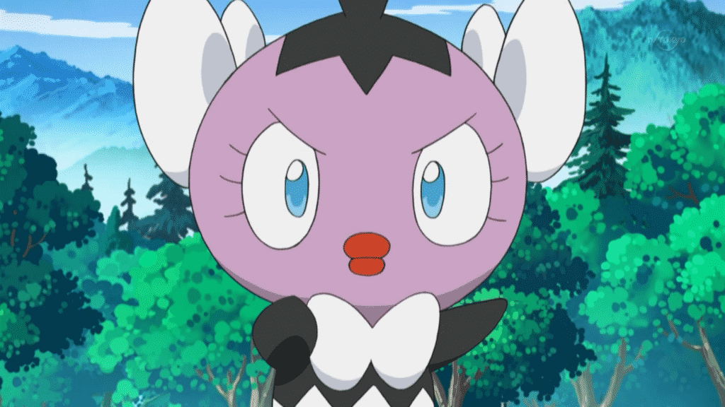 Os Pokémon mais populares 2