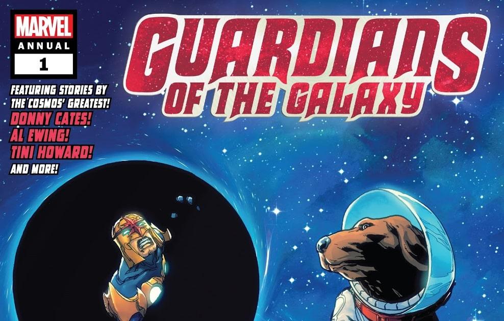Donny Cates começa a pavimentar o cenário cósmico da Marvel