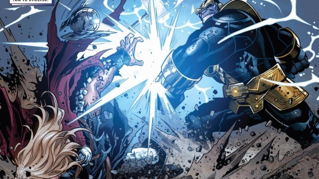 Vingadores Infinito de Jonathan Hickman - O Ultimato 1