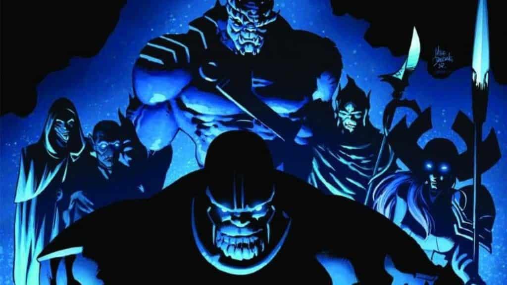 Vingadores Infinito de Jonathan Hickman - O Ultimato 3