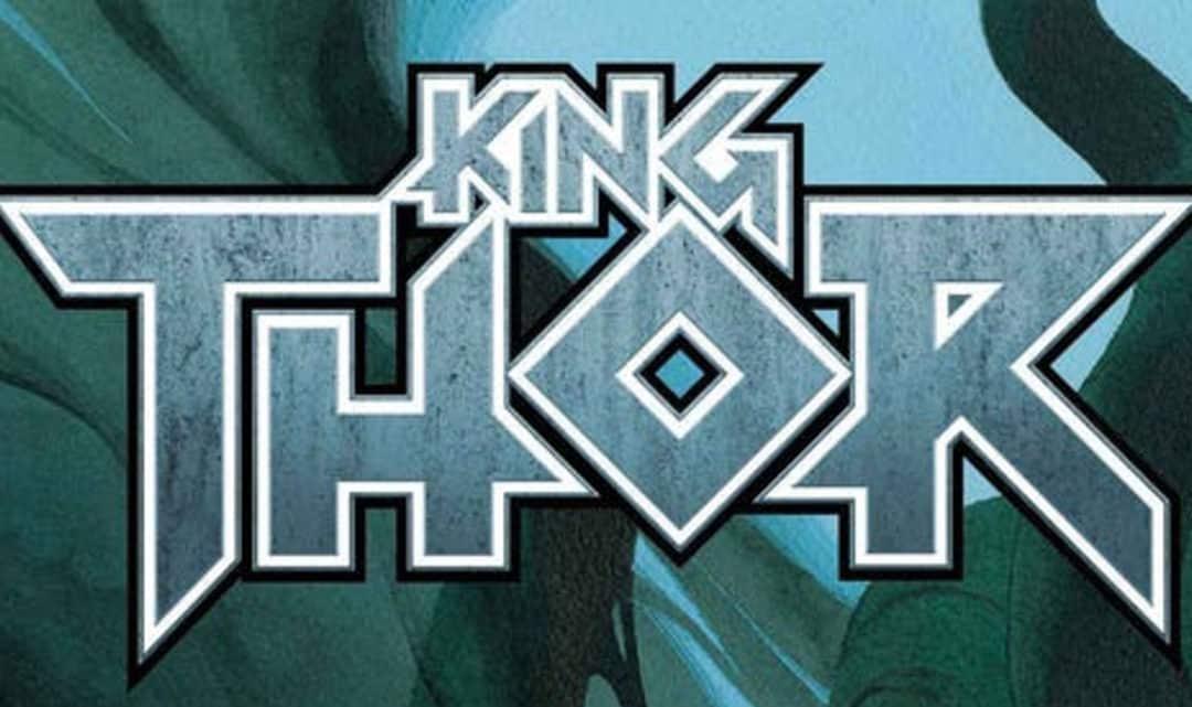 O Rei Thor de Jason Aaron (Thor vol 4)