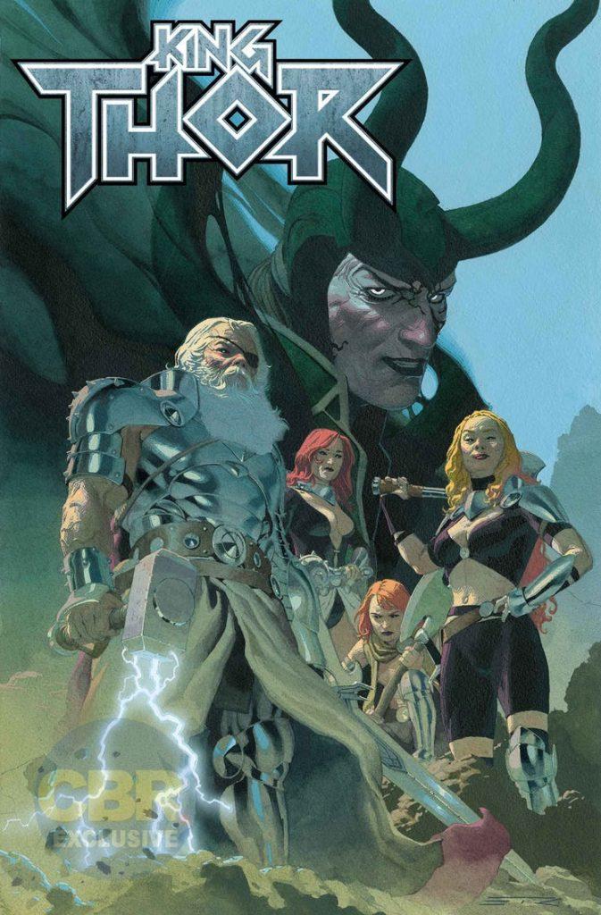 O Rei Thor de Jason Aaron (Thor vol 4) 1