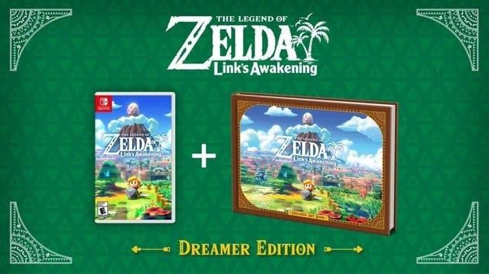 Nintendo traz empolgantes anúncios para Legendo of Zelda 1