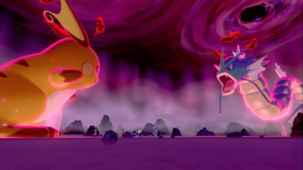 Descubra um novo mundo em Pokémon Sword & Shield! 9
