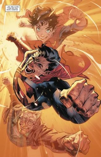 Jorge Jiménez faz homenagem em Justice League #25 1