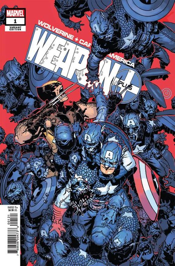 Wolverine e Capitão América enfrentam o passado 5
