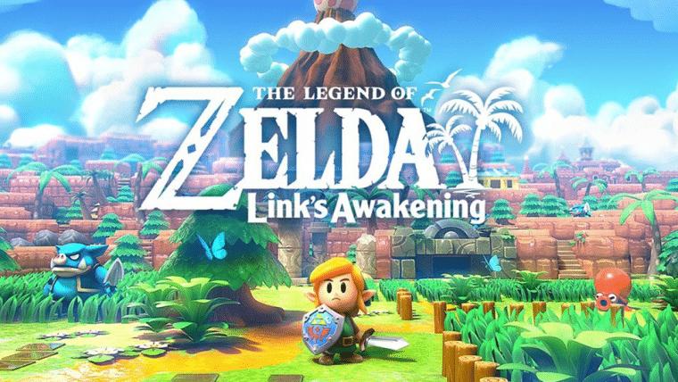 Nintendo traz empolgantes anúncios para Legendo of Zelda