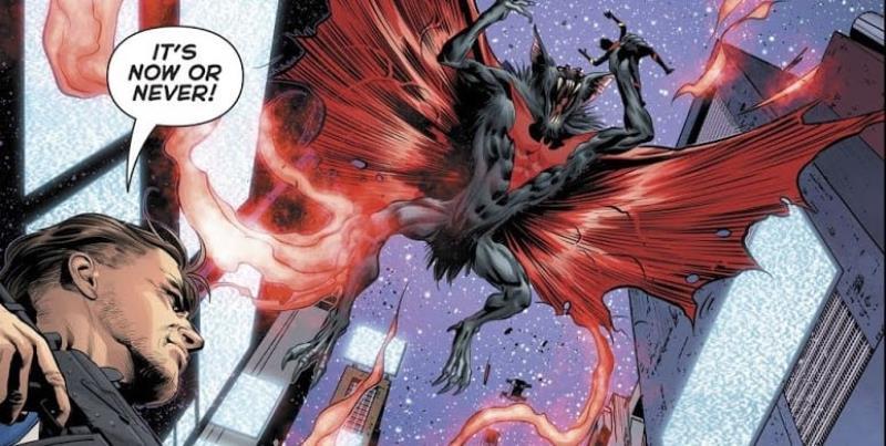 """Um Novo Espantalho Surge em """"Batman do Futuro"""" Vol.4"""