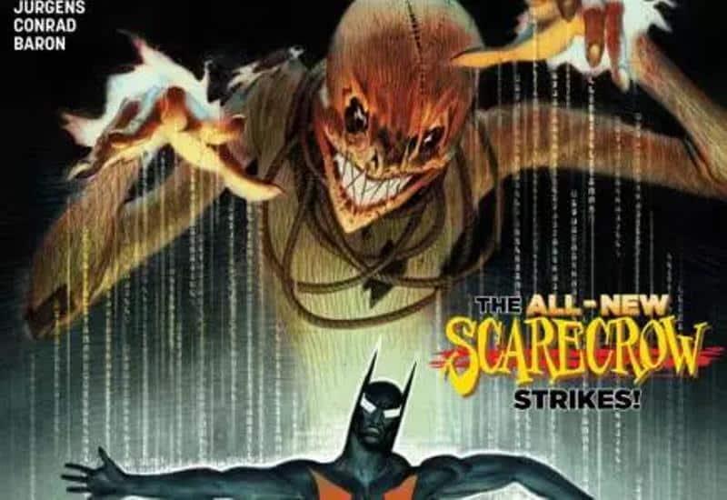 """Um Novo Espantalho Surge em """"Batman do Futuro"""" Vol.4 3"""