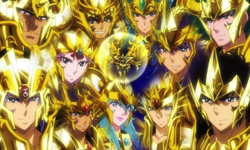 Saint Seiya ou Os Cavaleiros do Zodíaco - Guia 24
