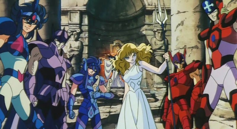 Saint Seiya ou Os Cavaleiros do Zodíaco - Guia 9