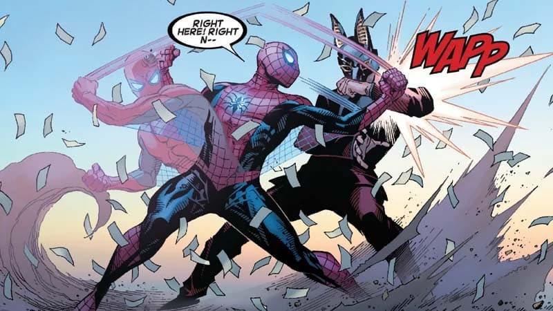 A Conspiração do Clone e Triste Retorno do Aranha Escarlate 3
