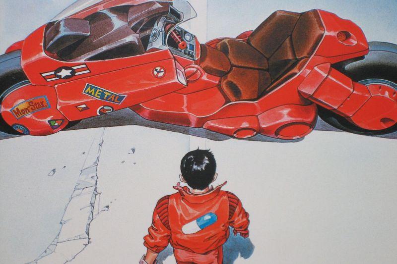 Novo anime de Akira e mais projetos empolgantes de Katsuhiro Otomo 1