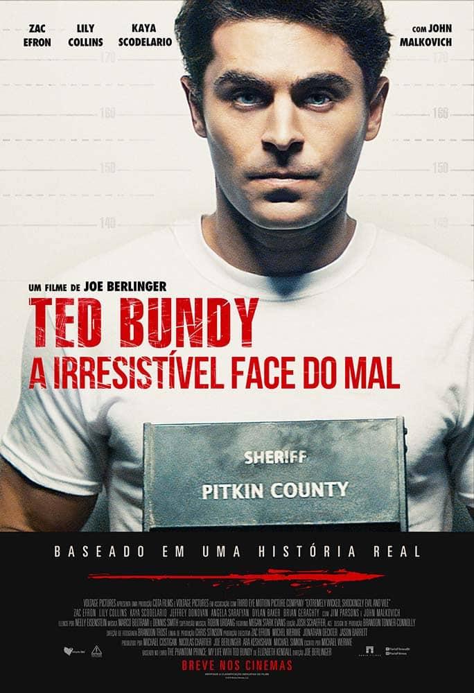 Ted Bundy: A Irresistível Face do Mal (Netflix) - Dicas de Streaming 1