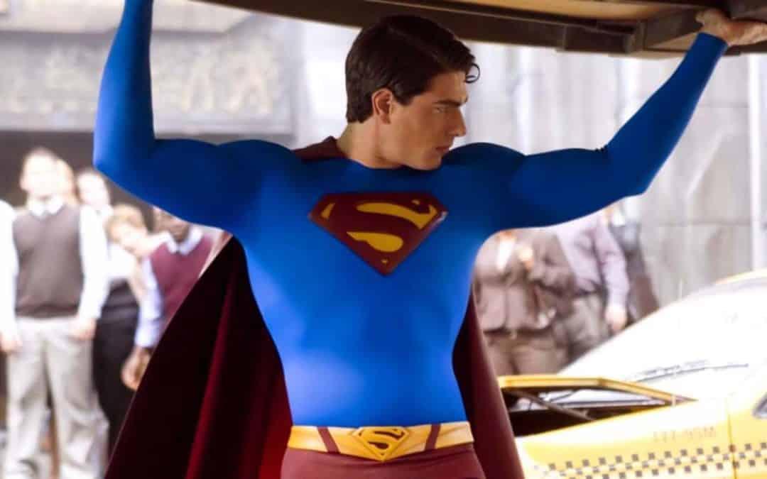 Brandon Routh será novamente o Superman
