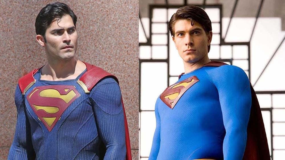 Brandon Routh será novamente o Superman 2