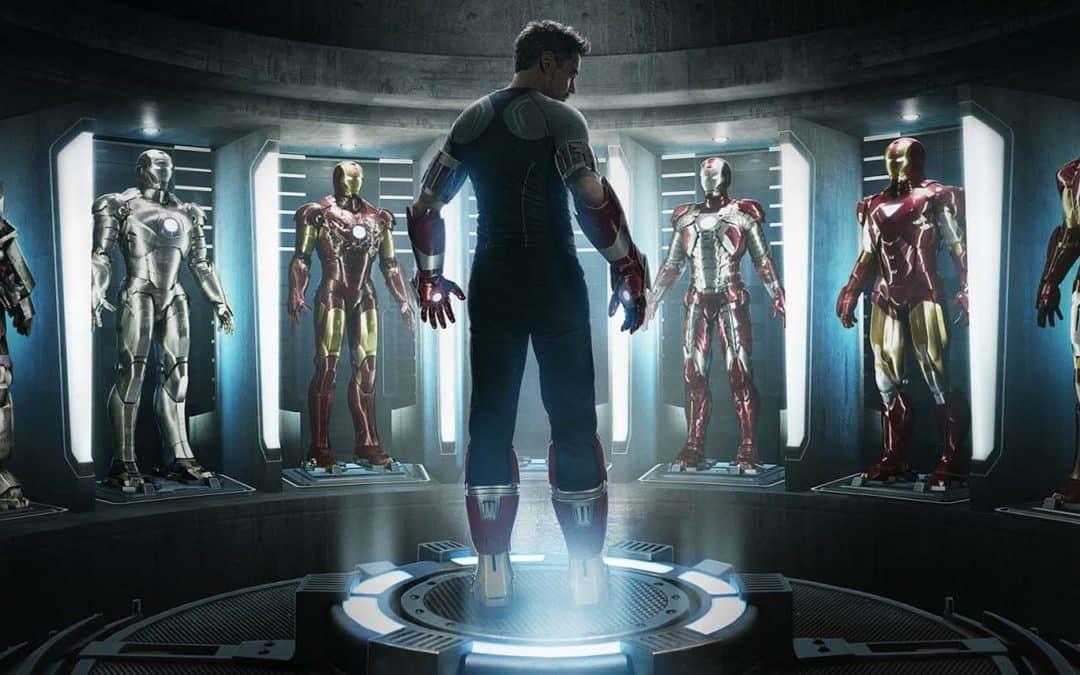 Sideshow revela o Salão de Armaduras de Homem de Ferro