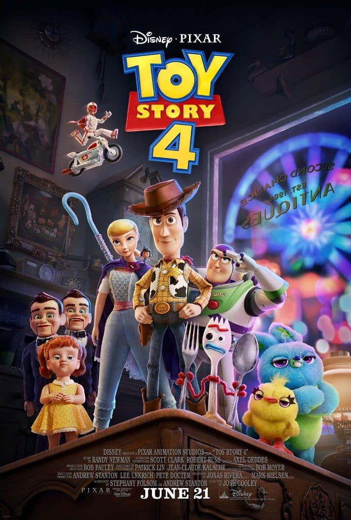 Toy Story 4 - O Ultimato 1