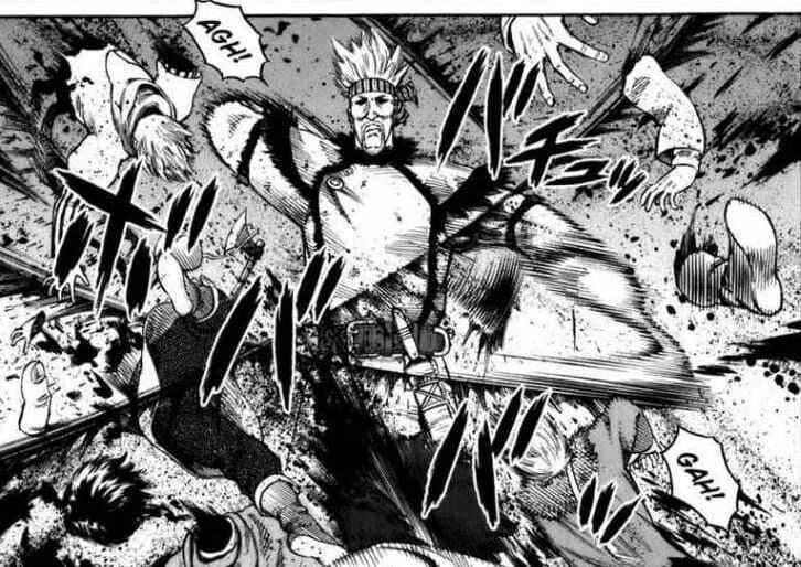 Conheça Vinland Saga de Makoto Yukimura 3