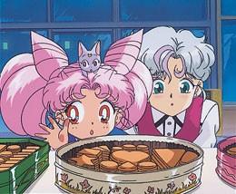 Conheça os outros filme de Sailor Moon 4