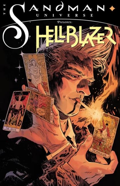Hellblazer entra para o Universo Sandman 1