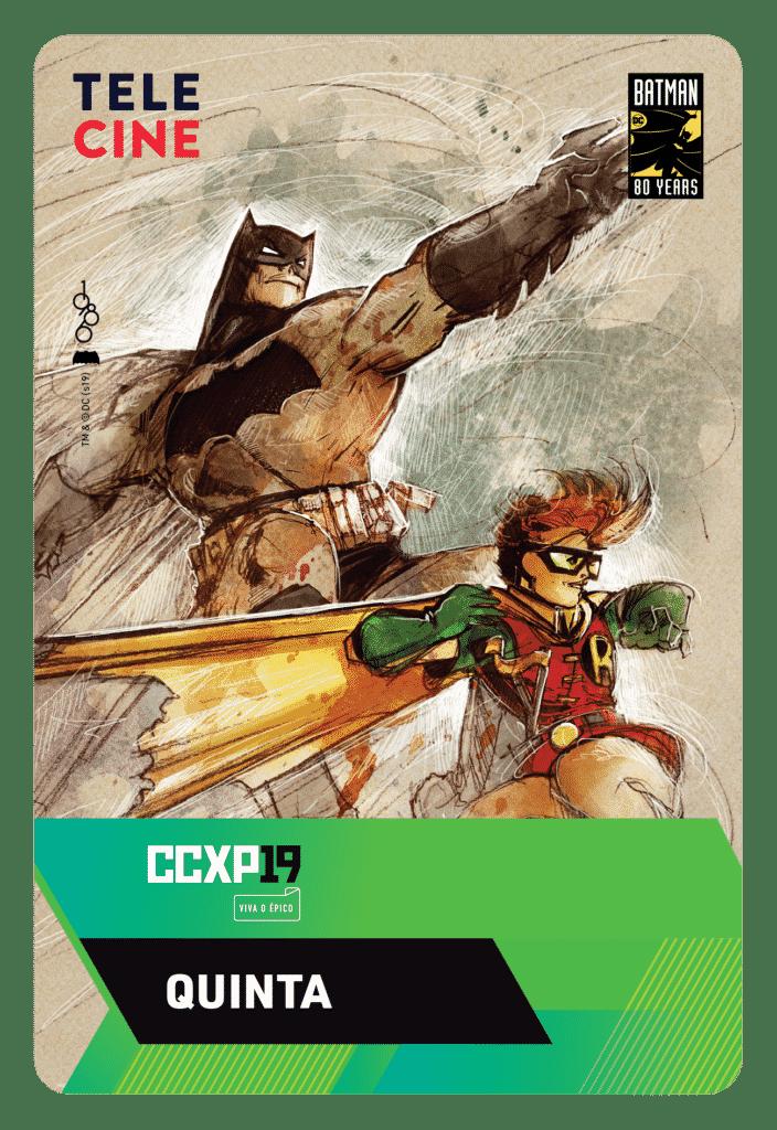 CCXP19 celebra os 80 anos do Batman! 4