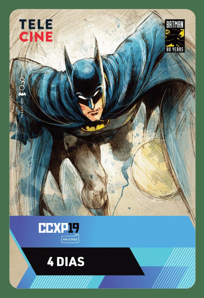 CCXP19 celebra os 80 anos do Batman! 3