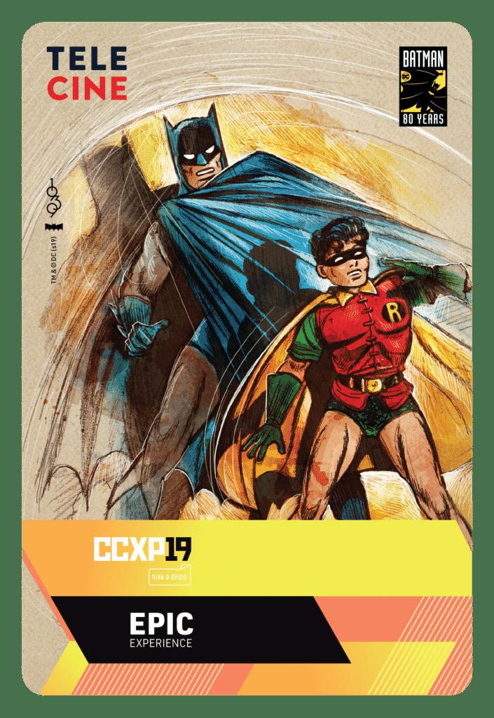 CCXP19 celebra os 80 anos do Batman! 1