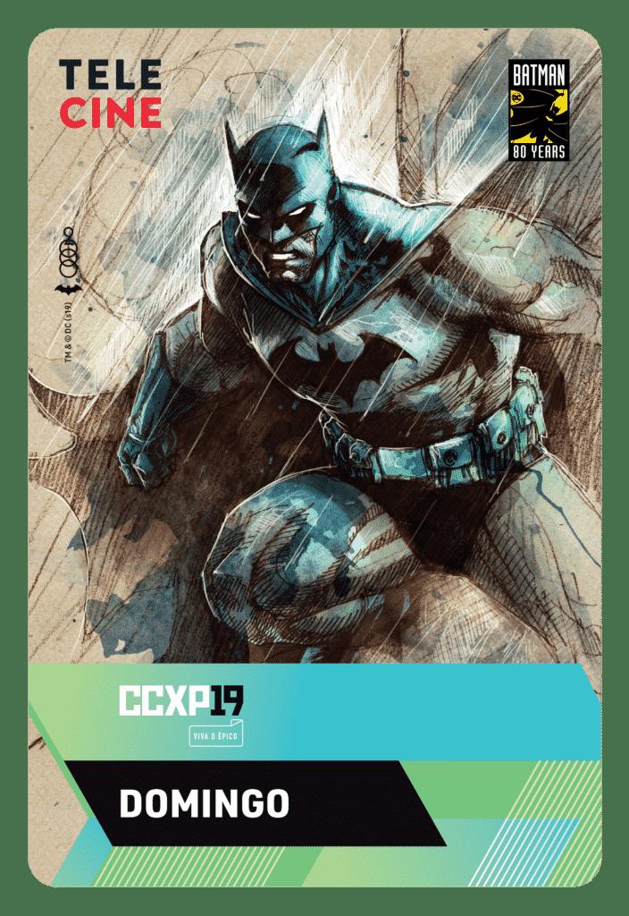 CCXP19 celebra os 80 anos do Batman! 7