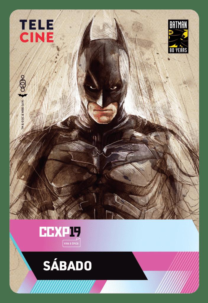 CCXP19 celebra os 80 anos do Batman! 6