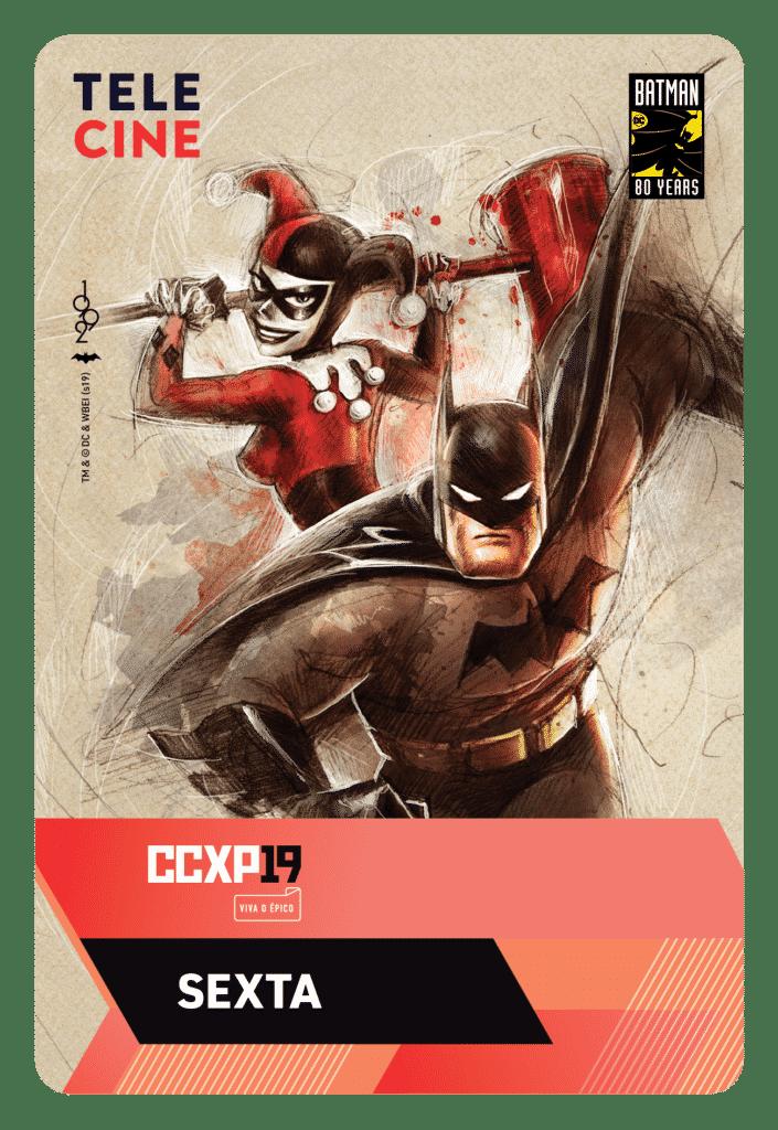CCXP19 celebra os 80 anos do Batman! 5