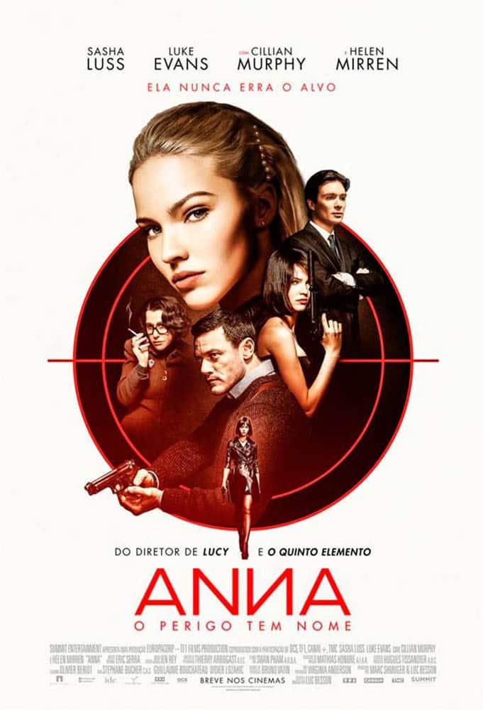 Anna - O Perigo Tem Nome - O Ultimato 1