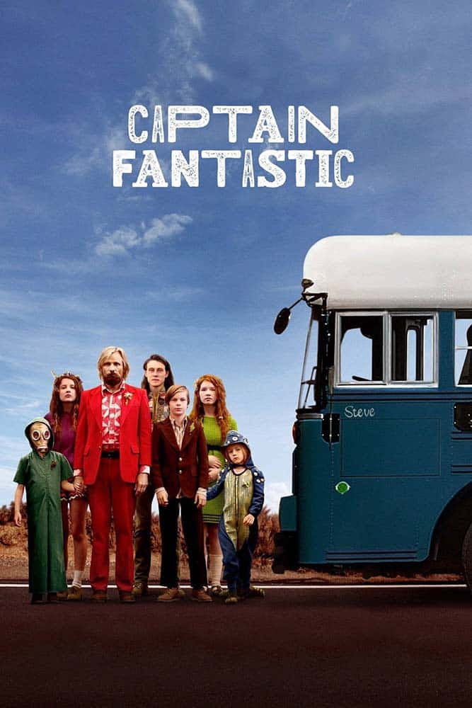 Capitão Fantástico (Netflix) - Dicas de Streaming 1