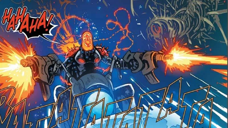 Conheça o Motoqueiro Fantasma Cósmico de Donny Cates 3