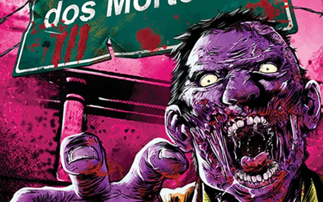 São Paulo dos Mortos – Baú de HQs