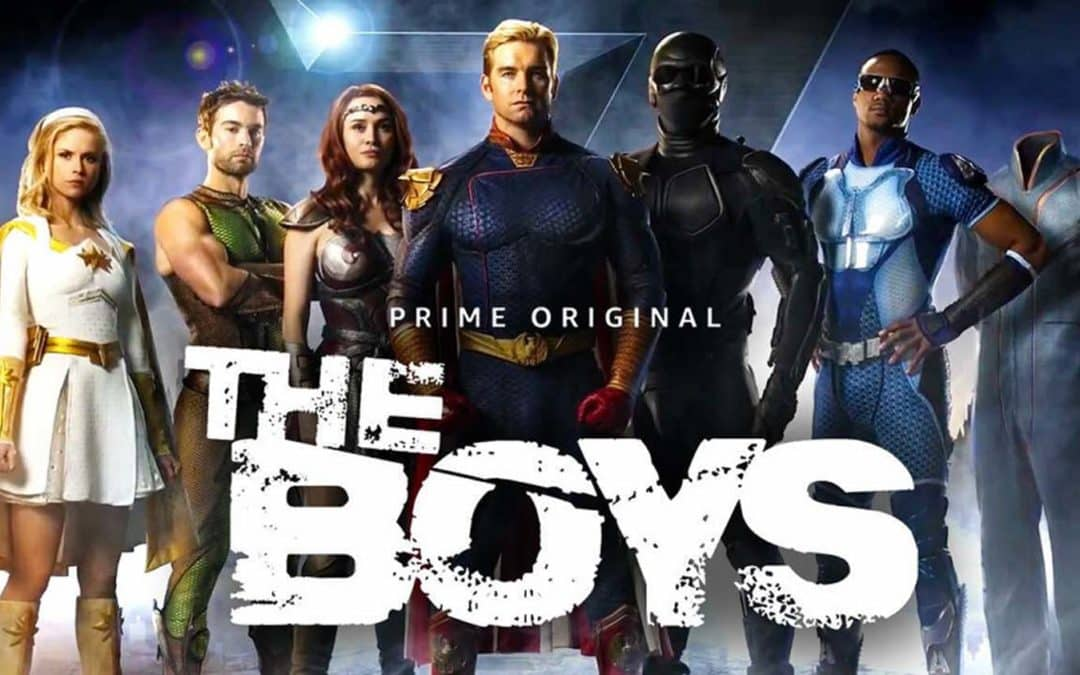 Os Principais Erros de The Boys da Amazon