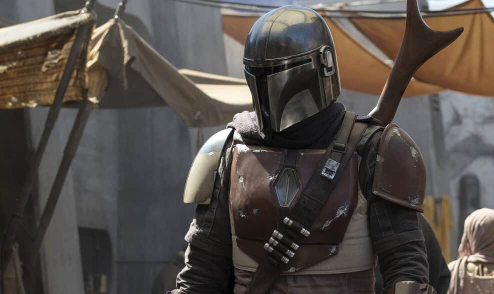 Novo Trailer de The Mandalorian!