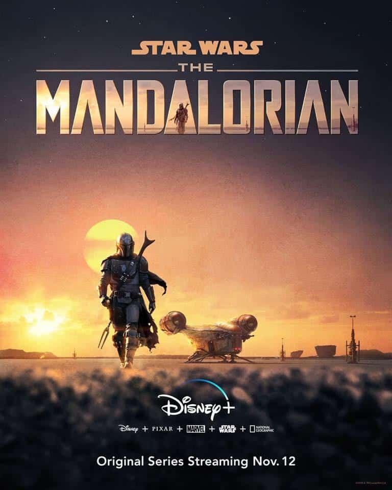 Novo Trailer de The Mandalorian! 2