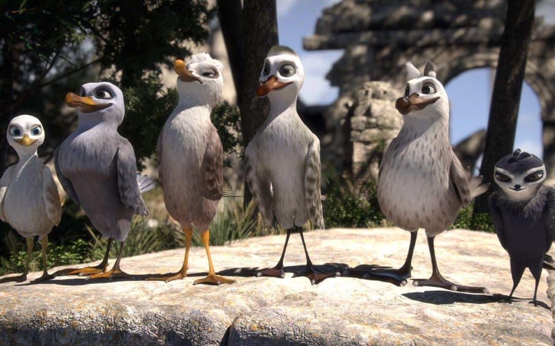 Confira o trailer e novas imagens de Voando Alto