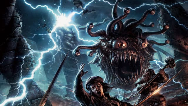 Paramount de olho em roteiristas para Dungeons & Dragons
