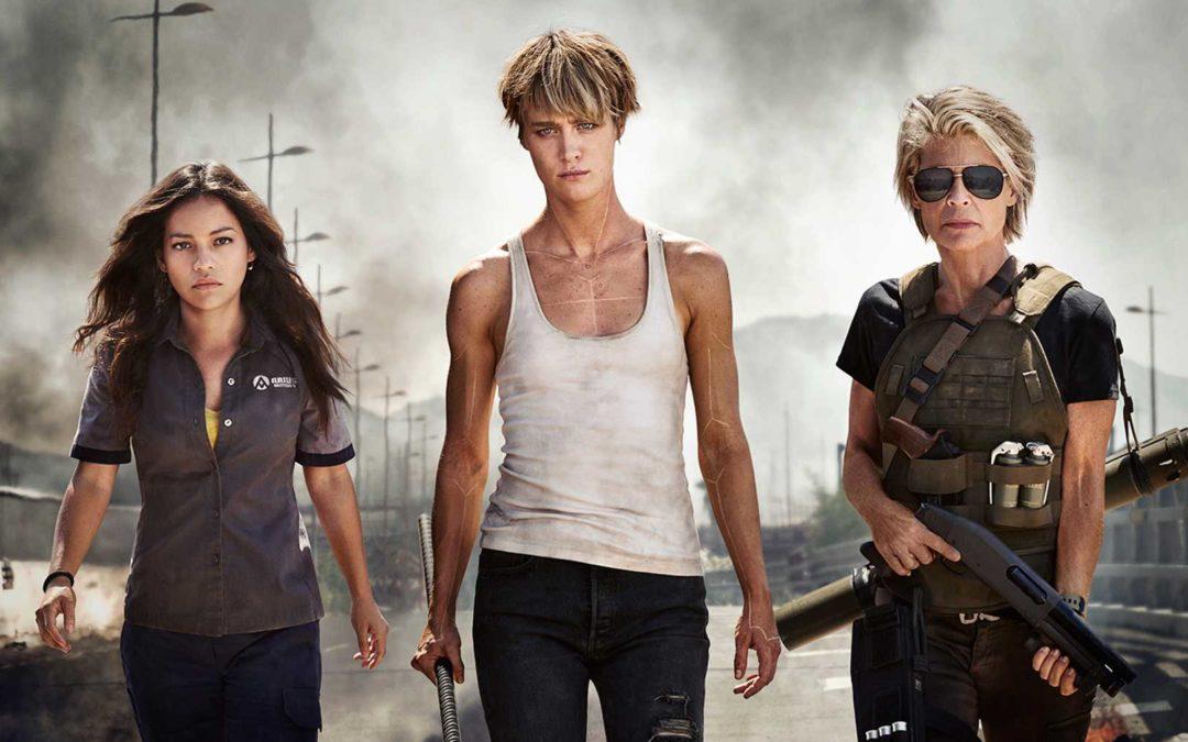 O Dia do Julgamento Chegou: novo trailer de Terminator Dark Fate
