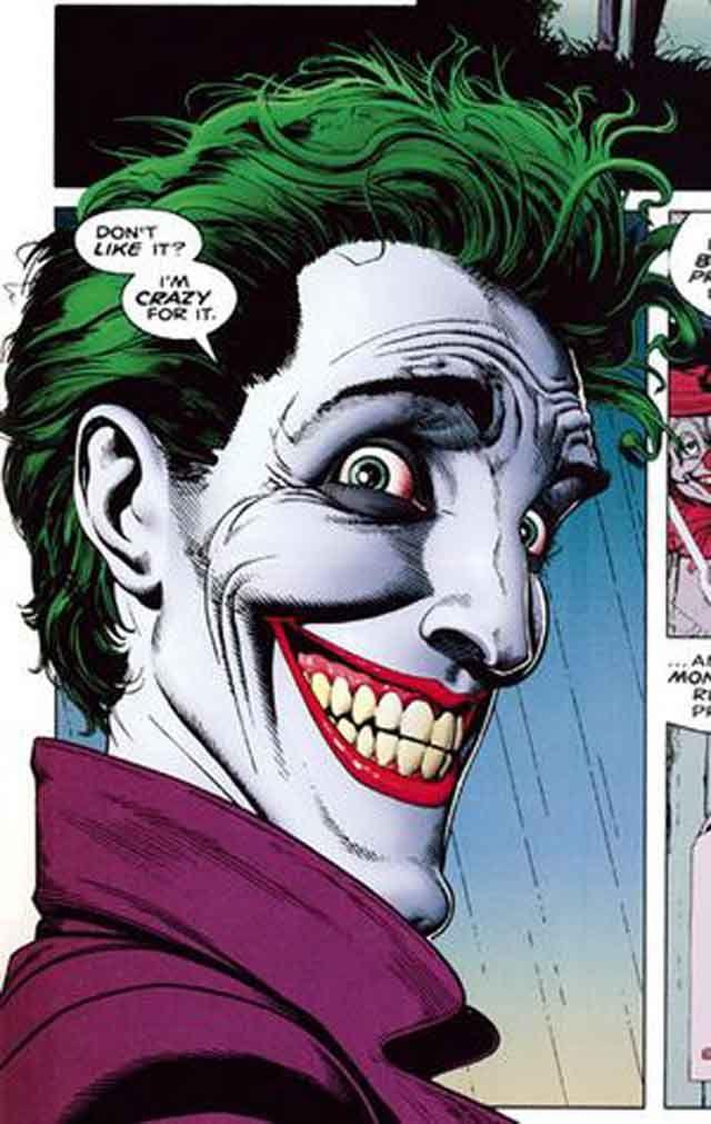 Batman: A Piada Mortal - Baú de HQs 5